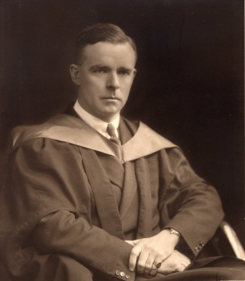 Jeffrey G. Jeffrey's as Headmaster