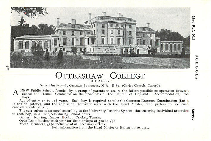 Ottershaw College