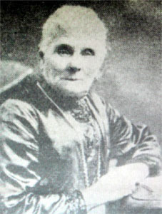 Emily Hartwell nee Cook (1852-1935)