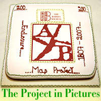 Cake - The Project in Pictures