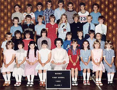 Badsey First School (1982)