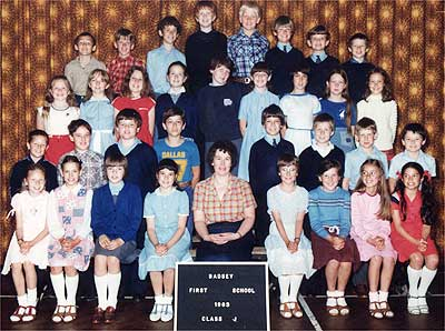 Badsey First School (1983)
