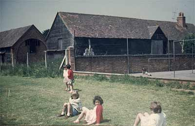 School Playing Field (c. 1975)