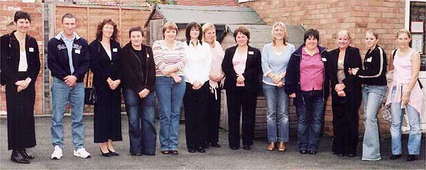 Pupils who left in the 1970s-1990s.