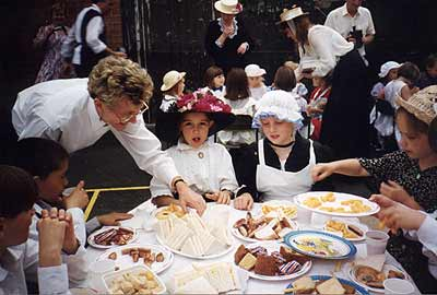 Victorian Day, June 1995