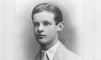James Lees-Milne at Eton.