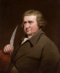 Erasmus Darwin (1731-1802) doctor, natural philosopher, poet, physiologist, slave-trade abolitionist, & inventor