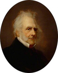 Sir Francis Sacheverel Darwin (1786-1859) of Breadsall Priory, Derbys., (son of Erasmus Darwin by Elizabeth Colyer)