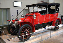An Argyll car of the period