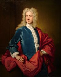1st Baron Sandys as Chancellor of the Exchequer (1742-43)