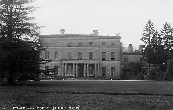 Ombersley Court (front view)