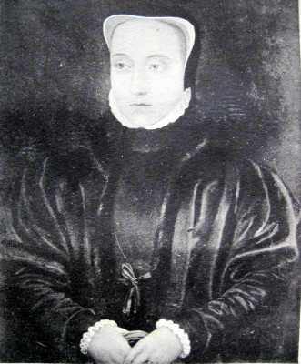 Cicely Sandys, 2nd wife of Edwin Sandys