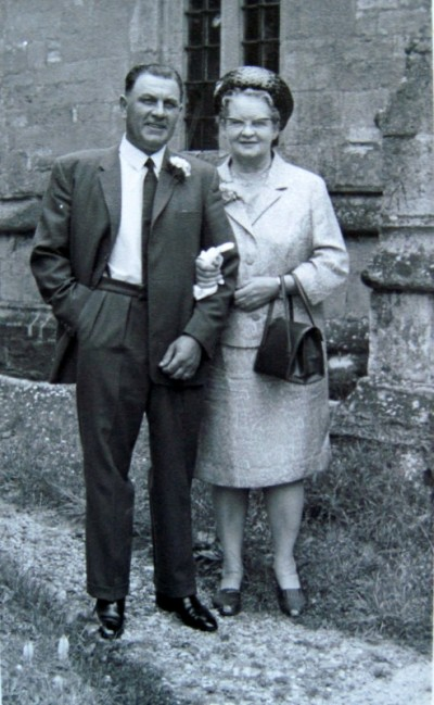 Charles William (Bill) and his wife Vera nee Clarke