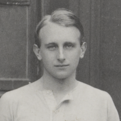 Roger Gillespie Drysdale at Peterhouse College.