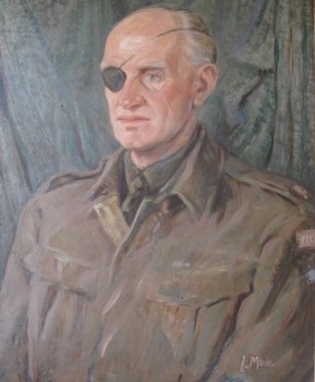 5. Major George Lees-Milne of Broadway Company and Wickhamford Manor.