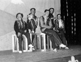 Scout Group Gang Show 1952