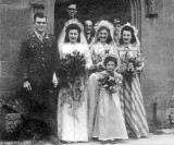 GI wedding at Badsey