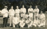 Badsey cricket team 1920s