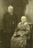 William Henry & Charlotte Stewart of Aldington
