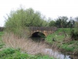 Badsey/Aldington - Horse Bridge over B4035