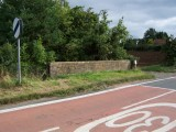 Badsey - Bridge over Bully Brook, Willersey Road