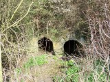 Aldington - Twin railway culvert