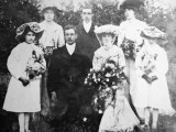 1902 – Arthur Sears & Beatrice Evans