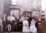 1903 wedding – Ernest Stanley & Ellen Sears