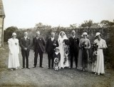 1934 wedding – Arthur Carter & Violet Halford