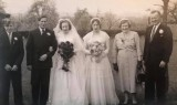 1957 wedding – Alan Brooks & Margaret Grove