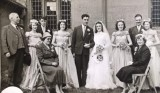 1957 wedding – Tony Collins & Doreen New
