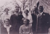 1933 wedding – Doris Savage & Thomas Smith