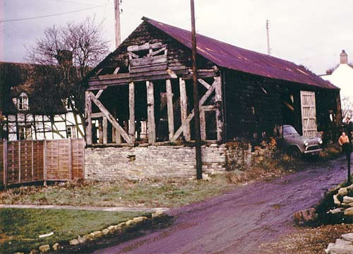Old Barn on Mill Lane