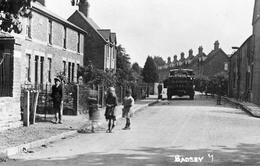 Brewers Lane in the 1920s