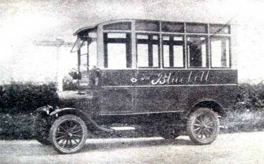 Bluebell Coach