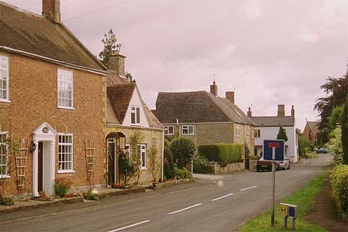 Old Post Office Lane in 2001