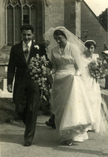 1953 – Michael Barnard & Pam Wheatley