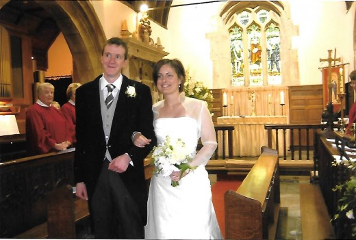 2007 wedding – Tom Lee & Lucy Miller